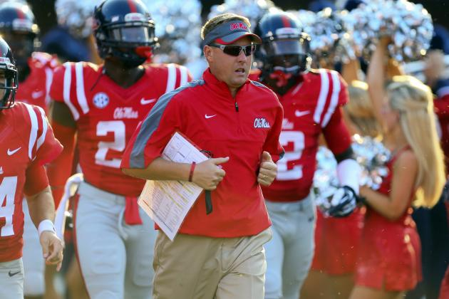 Ole Miss vs. Auburn: TV Info, Spread, Injury Updates, Game Time and More