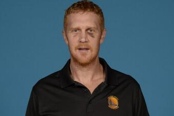 Warriors Assistant Coach Brian Scalabrine Provides Amazing Media Day Photo