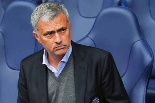 Is Jose Mourinho Paying the Price for Chelsea's Recent Instability?