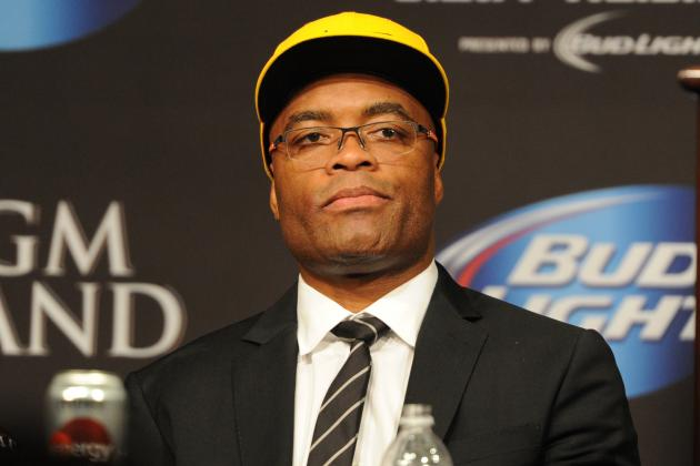 Anderson Silva Would Quit Fighting If Forced to Face Lyoto Machida, Jacare Souza