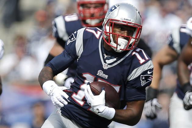 "Report: Aaron Dobson Has Back, Neck Pain but Not ""majordamage"""
