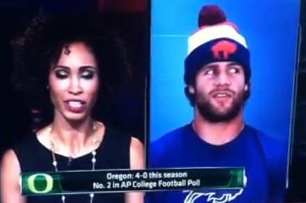 Bills' LB Kiko Alonso: Stoned on SportsCenter? [VIDEO]