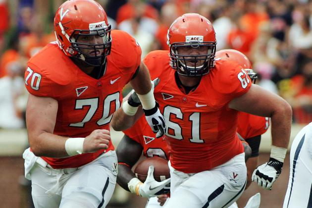 Change in Store for UVa Offensive Line