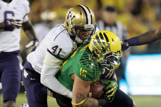 Kickoff Time Announced for Oct. 12 Washington-Oregon Game at Husky Stadium