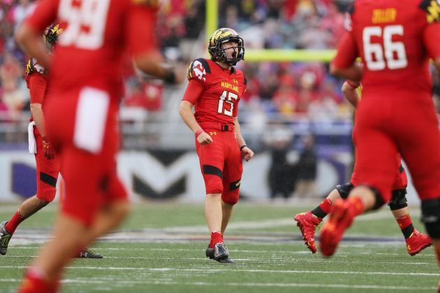 Under Stover's Tutelage, Kicker Craddock Showing Increased Confidence