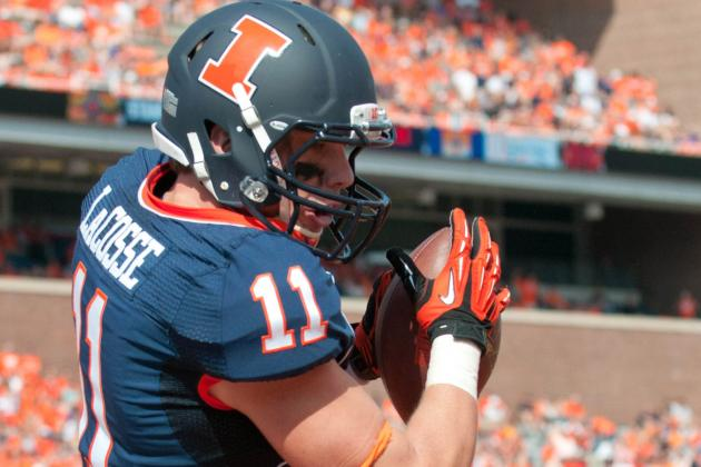 Tight Ends Back in the Picture for Illini