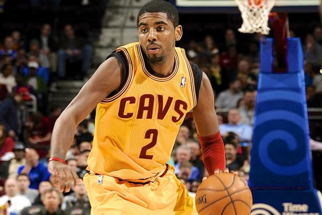 Kyrie Irving Says He Wants to Be 'The Best Player in the League' During 2013-14