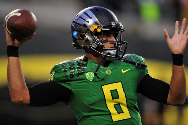 Oregon vs. Colorado: TV Info, Spread, Injury Updates, Game Time and More