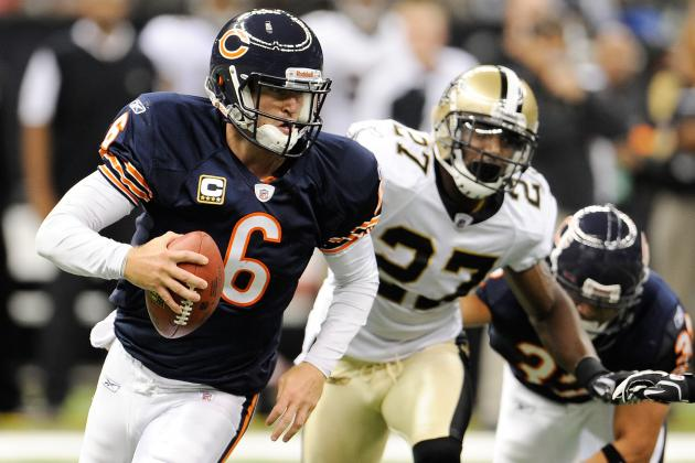 New Orleans Saints vs. Chicago Bears: Spread Analysis and Pick Prediction