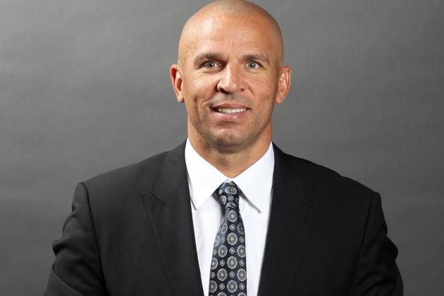 Jason Kidd Knows Scrutiny Will Come as He Makes Leap to Nets Coach