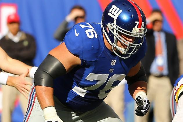 Source: Giants' Chris Snee 'can't Move'