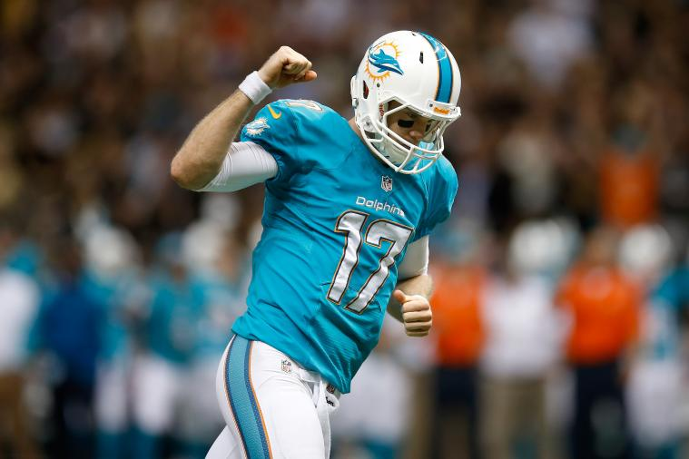 Miami Dolphins: Ryan Tannehill Improving, Not Quite There Yet