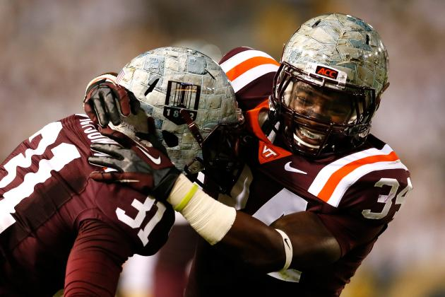 Why Virginia Tech Football Boasts the Best Secondary in the Nation