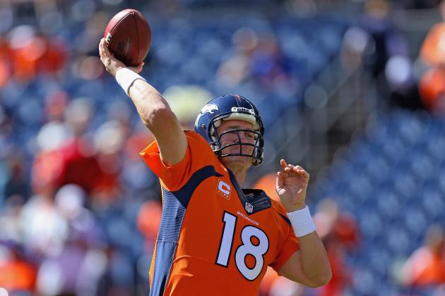 Denver Broncos: Offensive Design Is Making It Look Easy for Peyton Manning