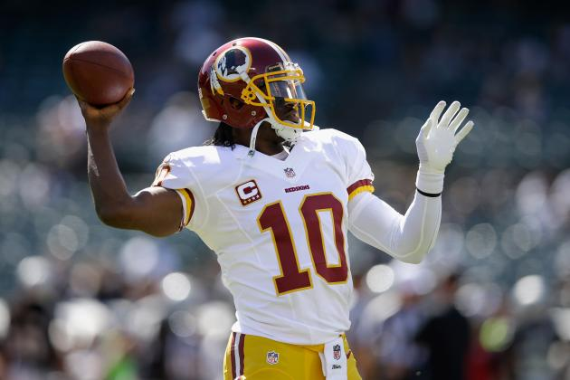 Robert Griffin III Will Need Improved Run Game in Order to Be Successful