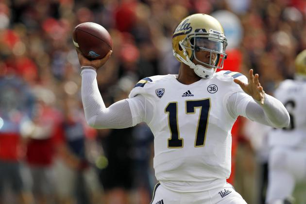 UCLA vs. Utah: Can Brett Hundley Continue to Impress in Pac-12 Opener?
