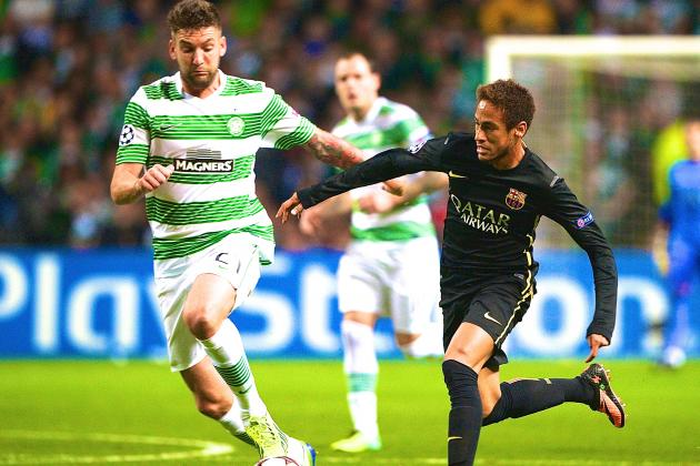 Celtic vs. Barcelona: Champions League Live Score, Highlights, Recap