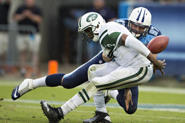 Plenty of Blame to Go Around for New York Jets' Protection Woes