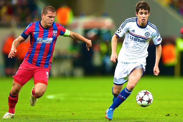 Steaua Bucharest vs. Chelsea: Champions League Live Score, Highlights, Recap