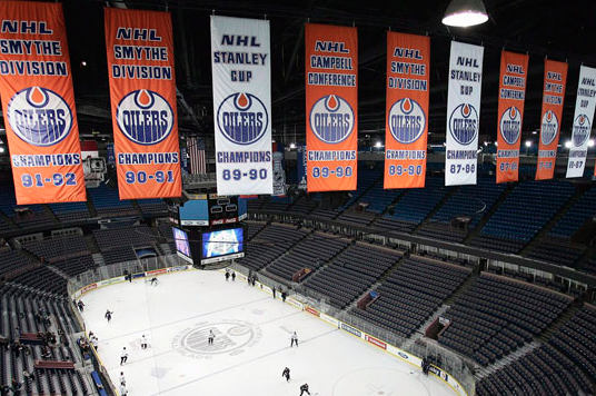 Rogers Signs $700M Deal with Oilers, Rexall Place