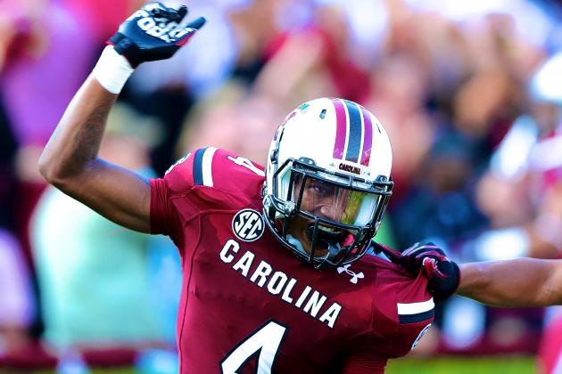 South Carolina Suspends Shaq Roland for 2 More Games