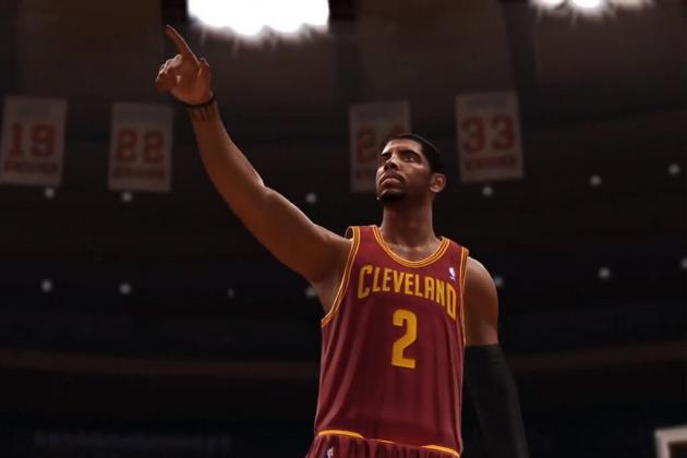 NBA Live 14: First Extended In-Game Footage Is Crucial to Game's Initial Success