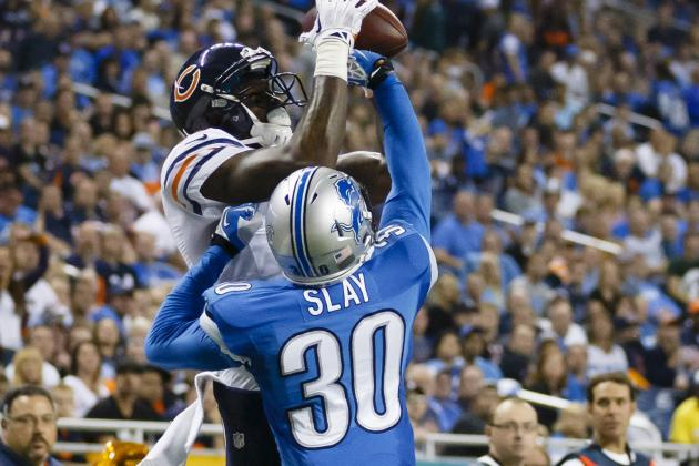 Darius Slay: Breaking Down the Lions' Rookie Cornerback