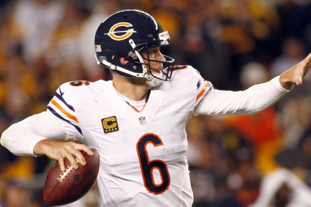 Debate: How Many Yards Will Cutler Throw for vs. Saints?