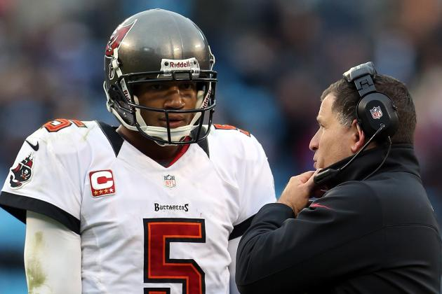 Schiano: I'm Absolutely Not Source of Josh Freeman Leak