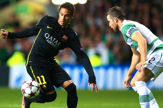 Celtic vs. Barcelona: Score, Grades and Post-Match Reaction