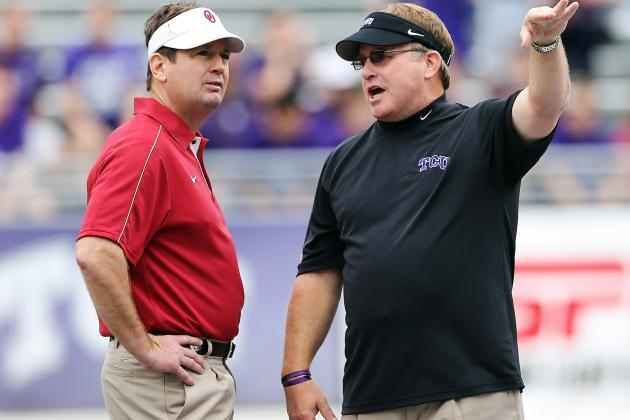 Debate: Who Will Be the Player of the Game in TCU vs. Oklahoma?