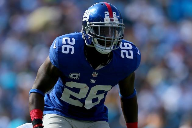 Antrel Rolle Claims Giants Teammates Don't Believe They Can Win