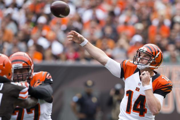 Why Andy Dalton Isn't the Answer to a Cincinnati Bengals Championship