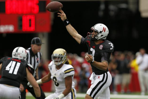 What's Up with the Health of Nebraska Quarterback Taylor Martinez?