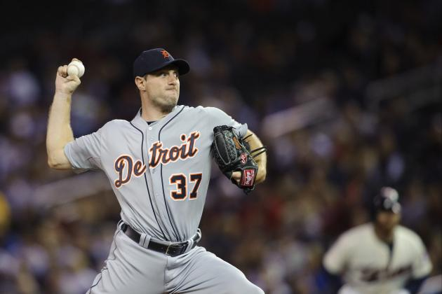 Starting Max Scherzer in Game 1 Is Wrong Move for the Detroit Tigers