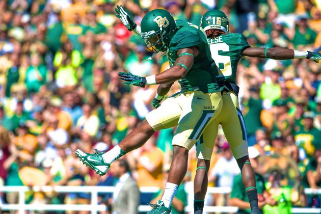 Is There a National Championship Contender in the Big 12 This Season?