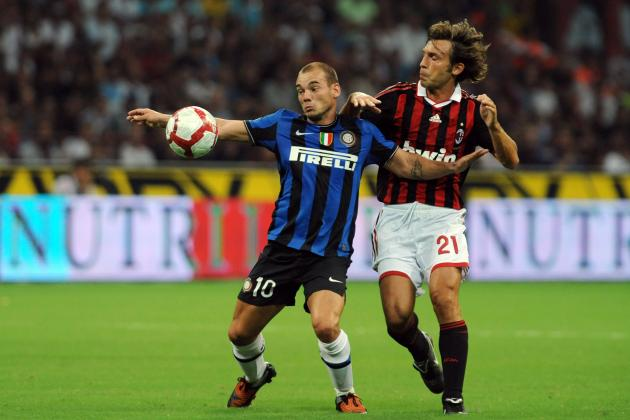 Who Is Better: Wesley Sneijder or Andrea Pirlo?