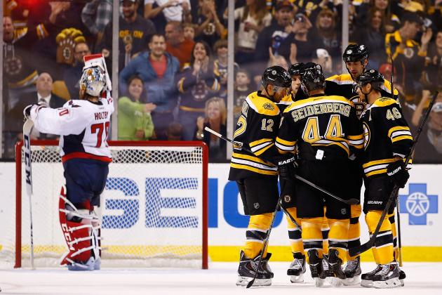 Will the Boston Bruins' Power Play Improve in 2013-14?