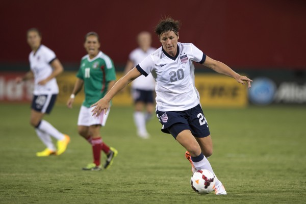 Sermanni Unveils 25-Player USWNT Roster for Australia, New Zealand Friendlies