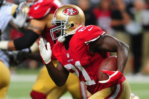 Frank Gore's 2013 Fantasy Trade Value, Outlook Going into Week 5
