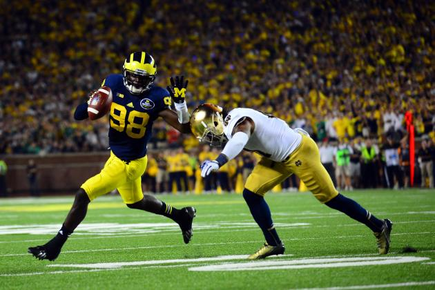 Michigan Football: Is Devin Gardner More Like Denard Than We Think?