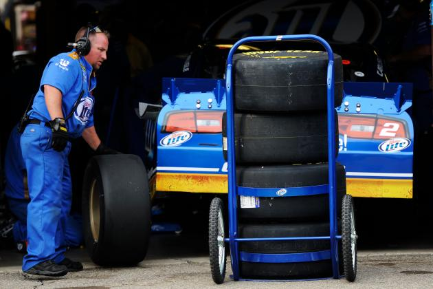 What Effect Will Goodyear's New Tire Have on Sprint Cup Race at Kansas?
