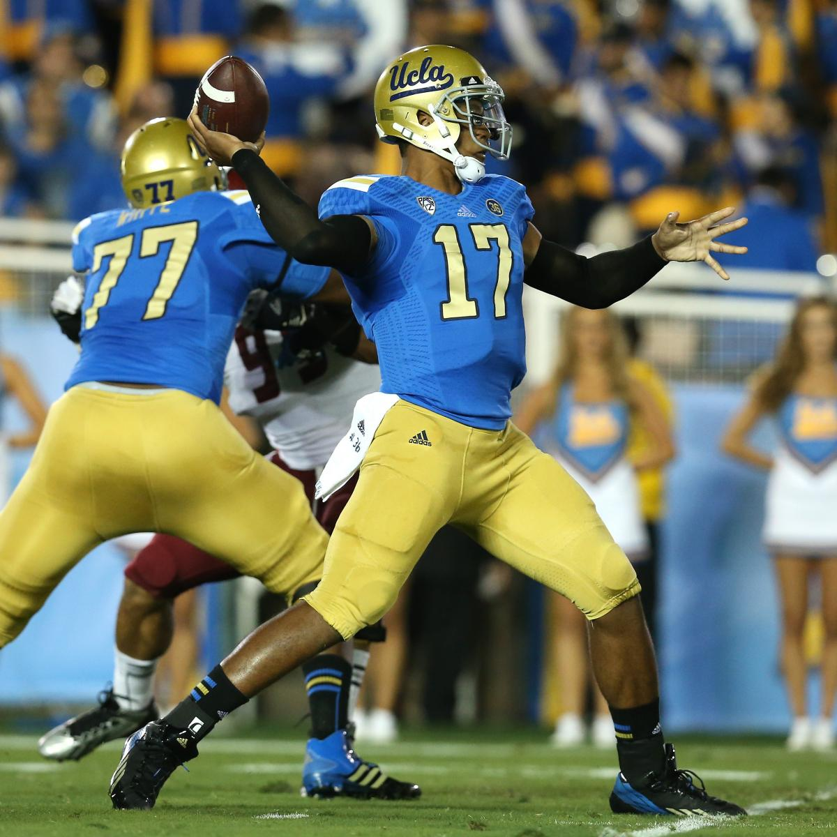 UCLA Bruins vs. Utah Utes Complete Game Preview | Bleacher ...Bruins Bleacher Report