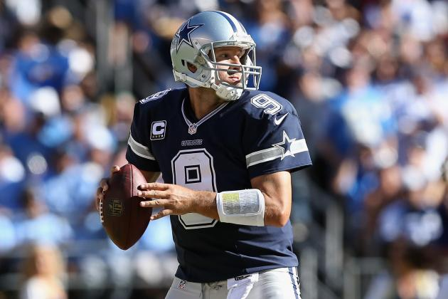 Dallas Cowboys Stats That Matter Through Week 4