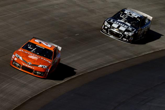 Are Matt Kenseth, Jimmie Johnson and Kyle Busch Out of Reach in 2013 Chase?