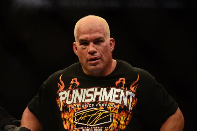 Dana White: Tito Ortiz Is 'The Most Irrelevant Fighter on the F***ing Planet'