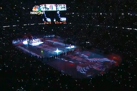 Chicago Blackhawks Championship Ring Ceremony Honors 2013 Stanley Cup Champs