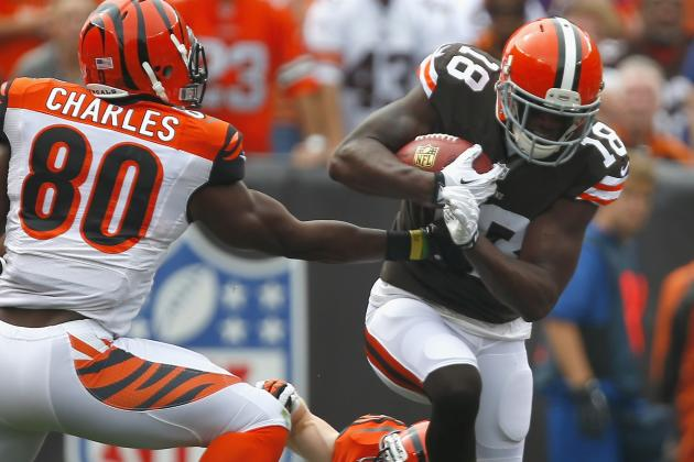 Running Back-Needy Browns Should Consider Greg Little in the Backfield