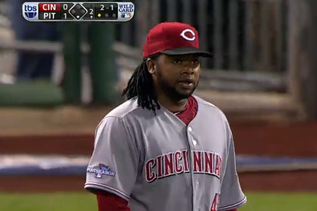 Pirates Fans Chant 'Cue-To!' at Johnny Cueto, Bring Back Memories of 'Darryl!'