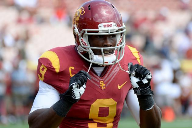 USC Football: Sputtering Trojan Offense Must Work Around Marqise Lee Injury